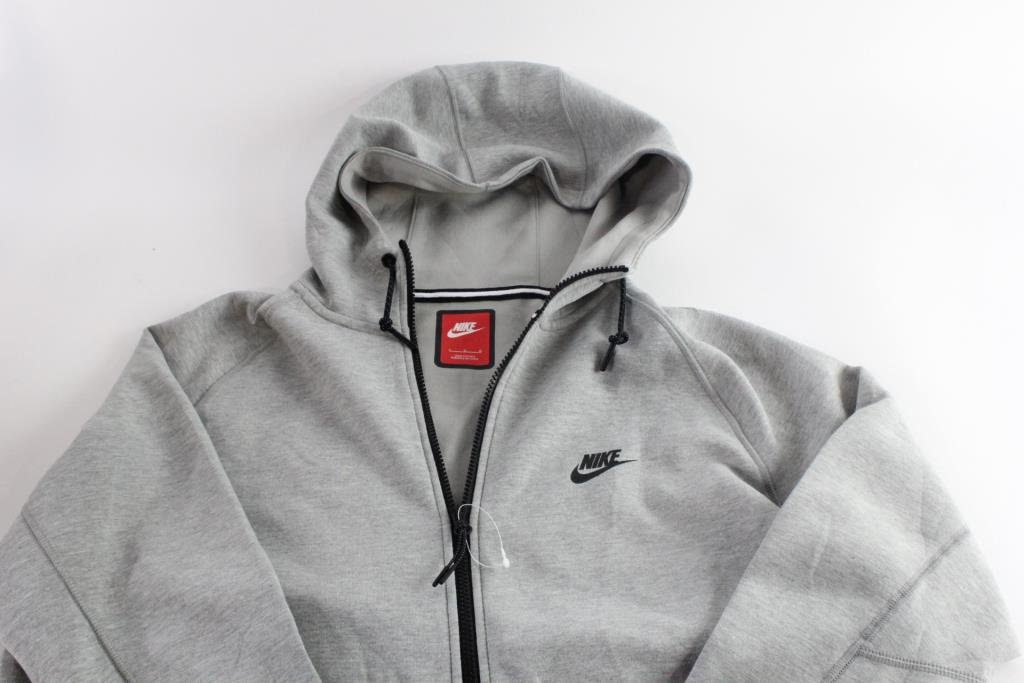 23e8cc6335f2 Nike Tech Fleece 1.0 Full Zip Hooded Sweatshirt