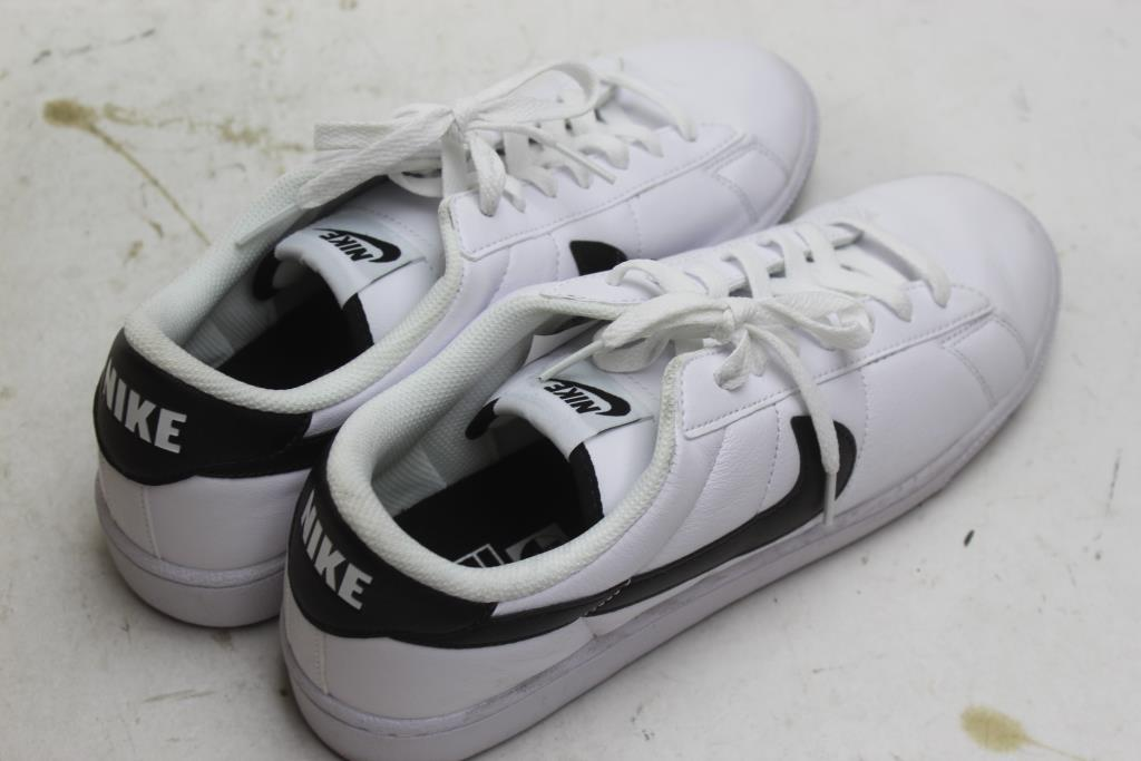info for f50db 73a1f Nike Tennis Classic Leather Shoes Mens 9.5