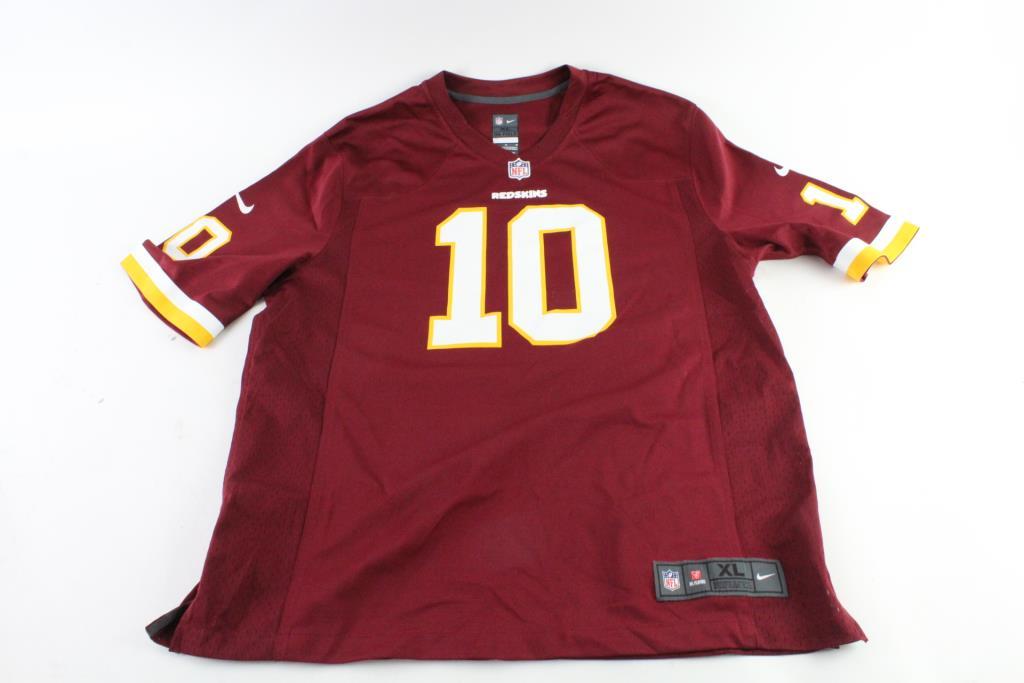 Nike Washington Redskins NFL Jersey 50b38b380