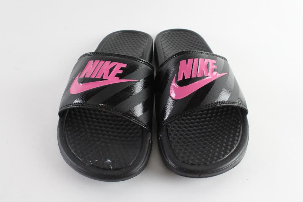 0669645aa3308d Nike Womens Benassi JDI Slide Womens Sandals