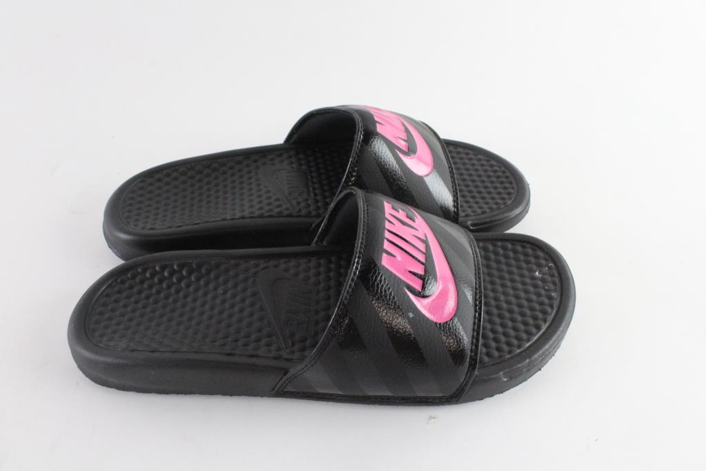 5a88c41a2750f7 Image 1 of 5. Nike Womens Benassi JDI Slide Womens Sandals