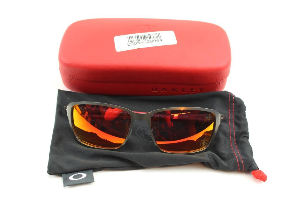 21a6ea7520 Oakley Tincan Carbon Scuderia Ferrari Collection Sunglasses ...