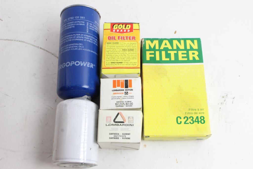 Mann Filter C 2348 Filtro de aire