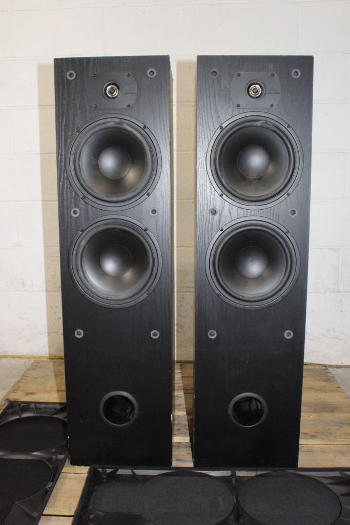 Omni Audio Speakers 2 Pieces Property Room