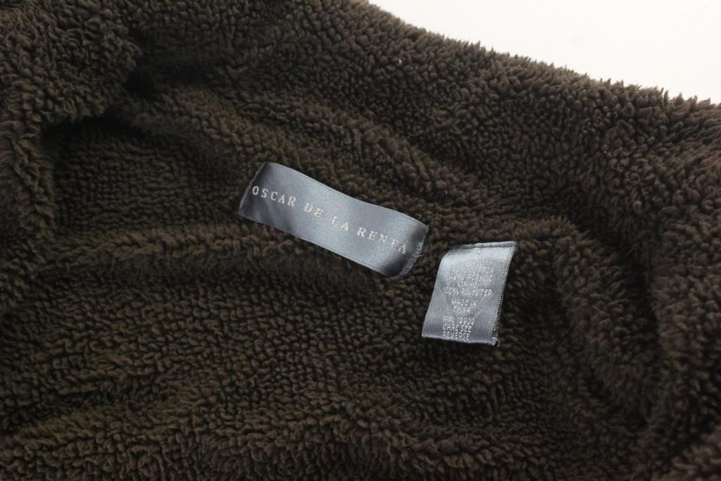 Oscar De La Renta Mens Sweater M Property Room