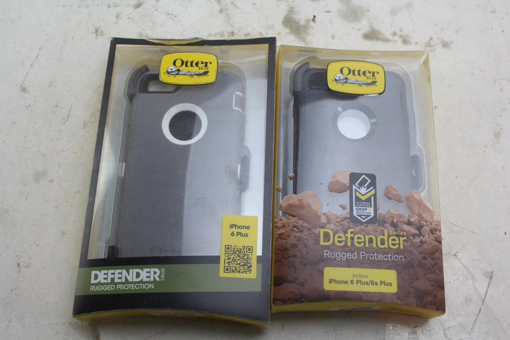 OtterBox Defender IPhone 6 Plus Phone Cases