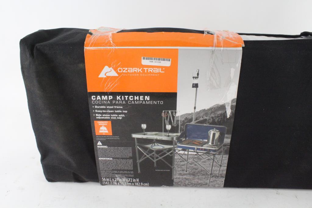 Ozark Trail Camp Kitchen Property Room