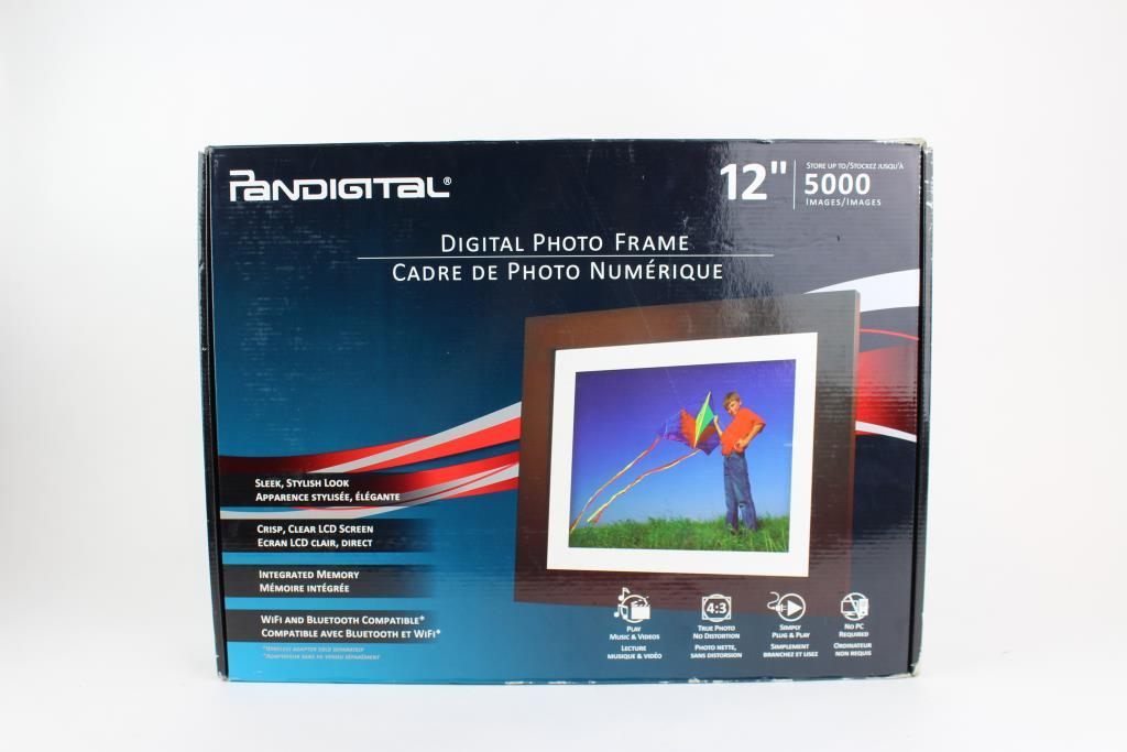 Pandigital 12 Inch Digital Photo Frame Property Room