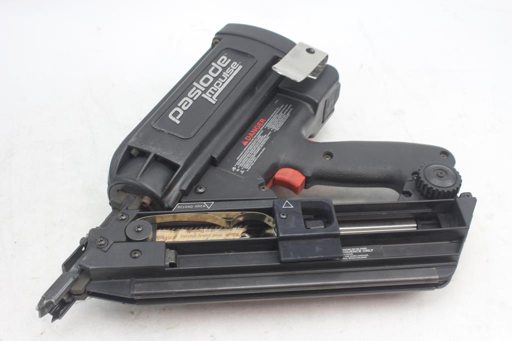 Paslode Impulse Cordless Framing Nailer Model Im 300 75n