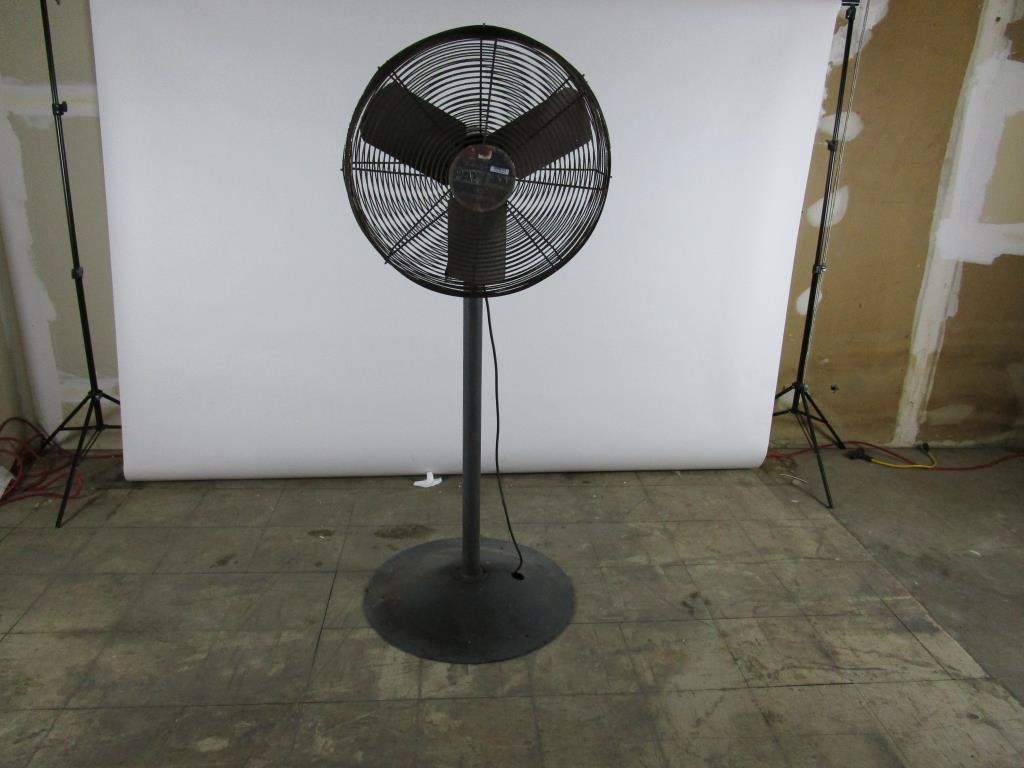 Industrial Air Circulator Patton : Patton industrial heavy duty air circulator fan property
