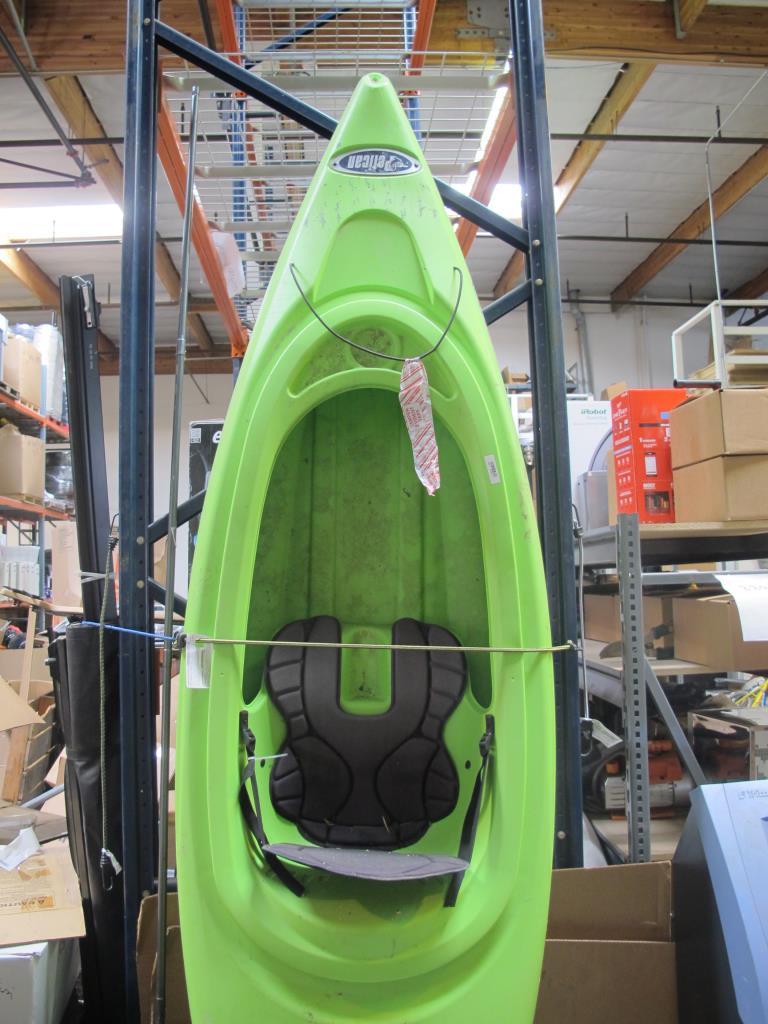 Pelican Orion 100 Kayak | Property Room