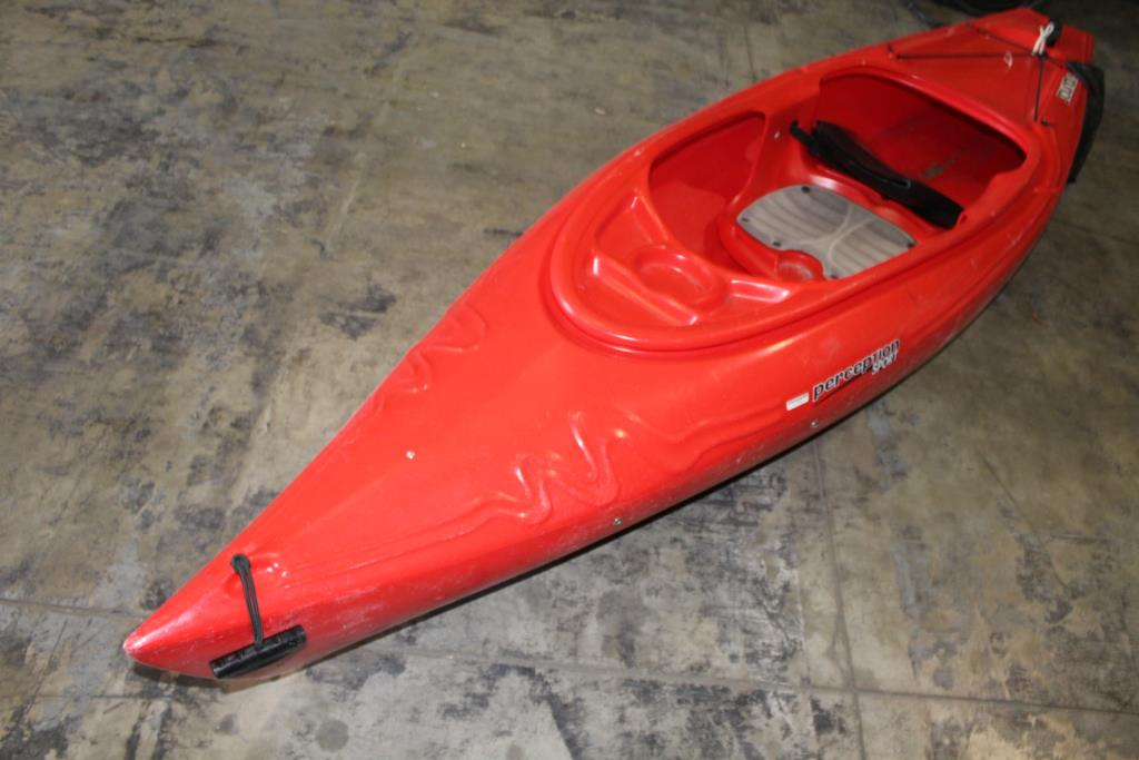 Perception Sport Sound 9 5 Kayak | Property Room