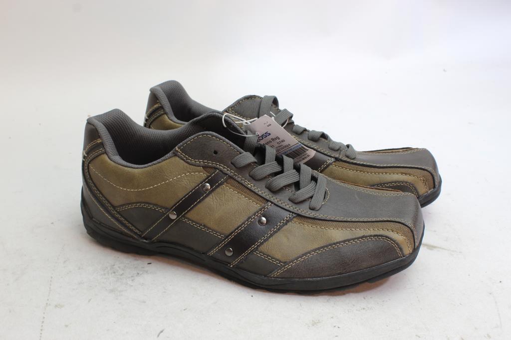 Perry Ellis America Mens Shoe Size 12