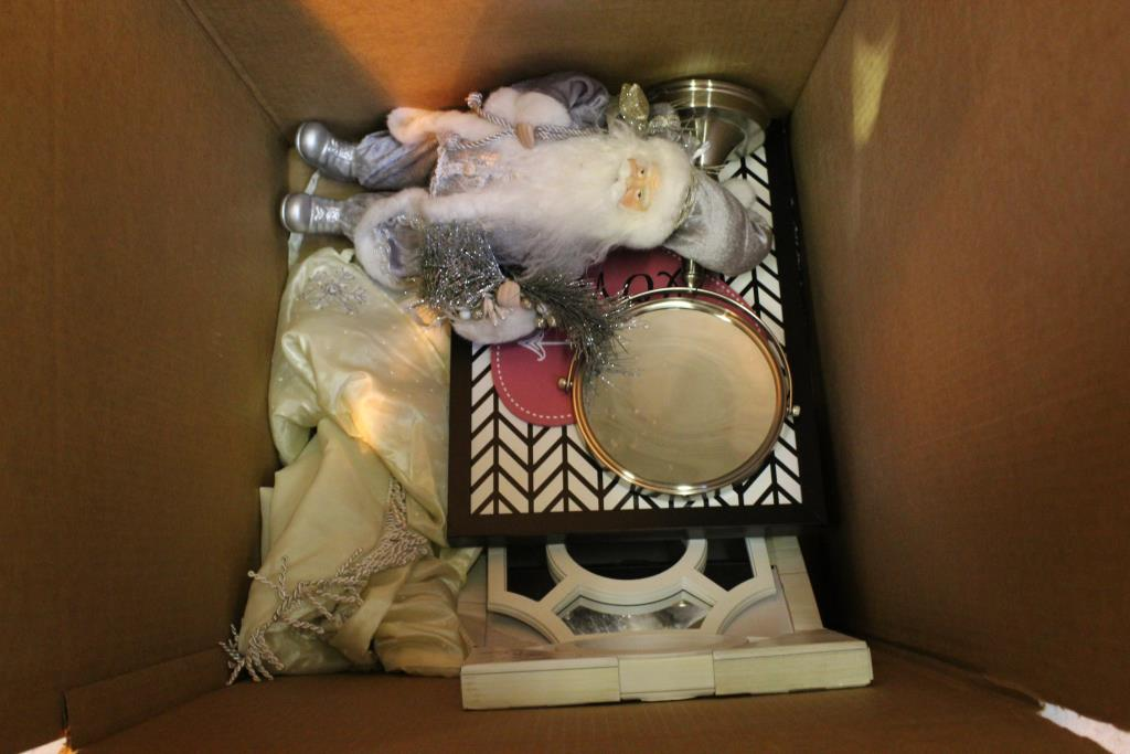 Pier 1 Imports Vase Lamp And More Bulk Lot 8 Pieces Property Room