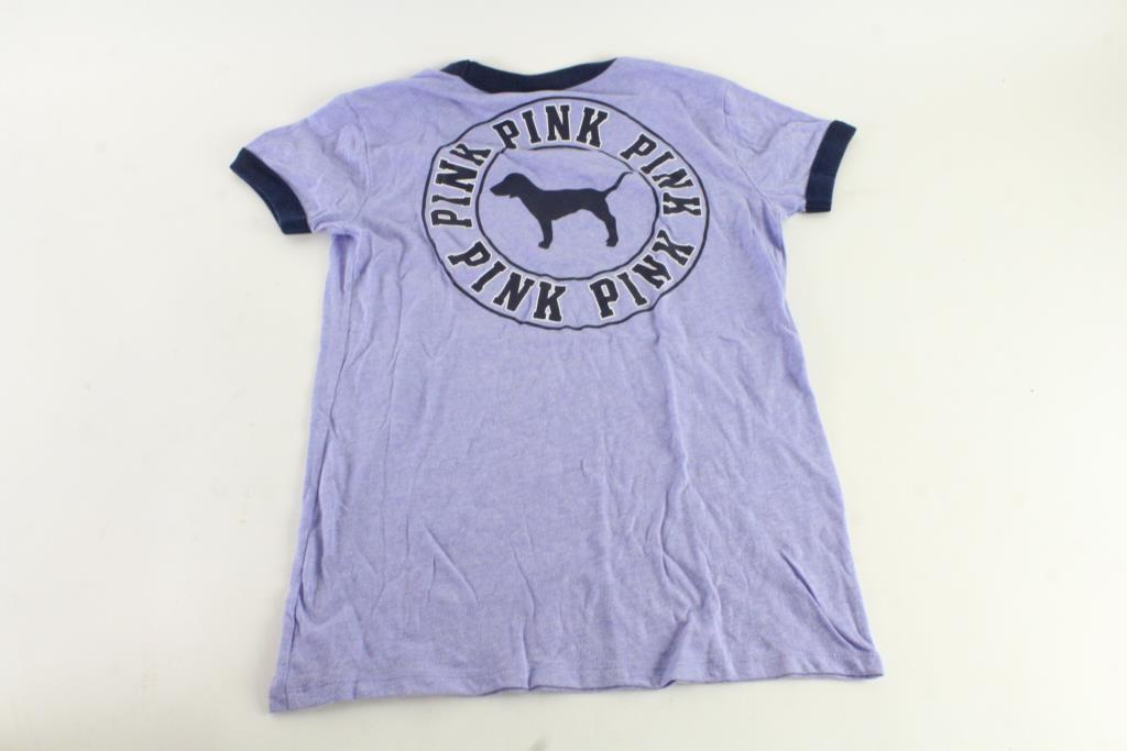 f34d2ef752 Pink Victoria s Secret Womens T-Shirts