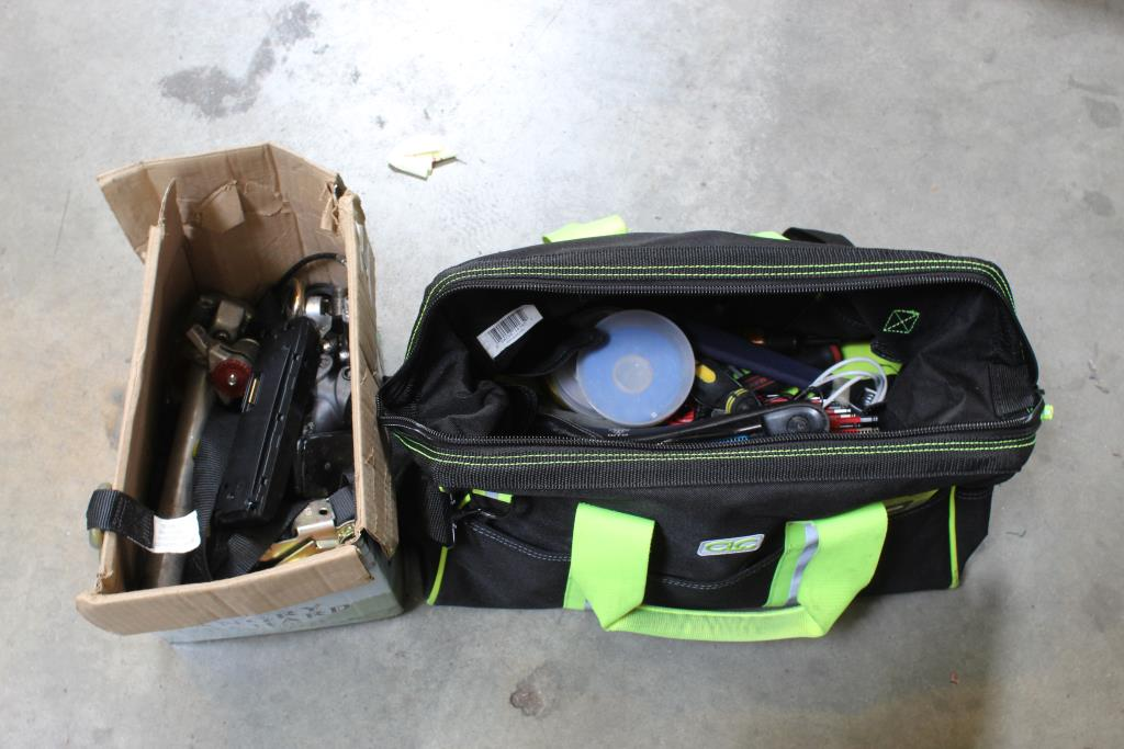 Pioneer Reciever, Titan Hex Keys, Kona Bike Seat+ More Bulk Lot 20+ ...