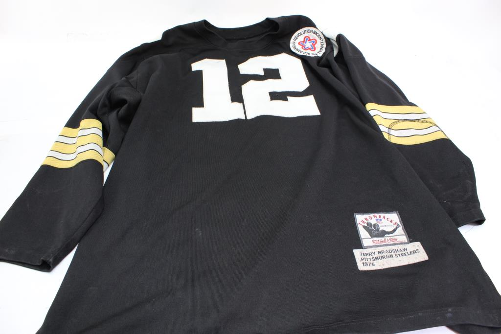 the latest 19ecc 78118 Pittsburgh Steelers, Terry Bradshaw Jersey | Property Room