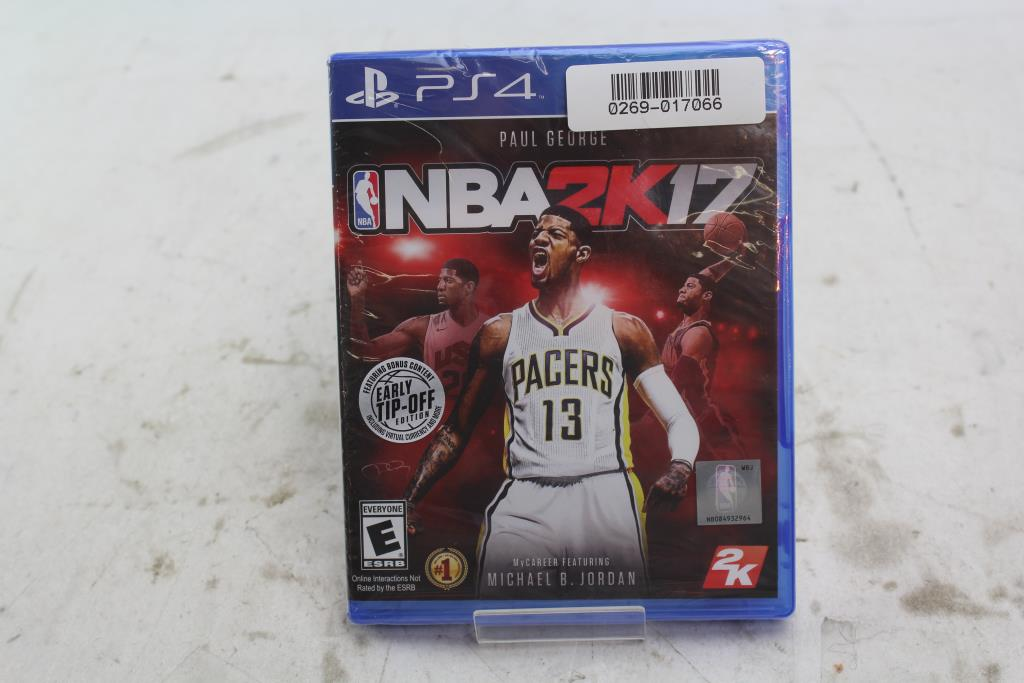 882202278c37 An image relevant to this listing An image relevant to this listing. Go  left Go right. Zoom. Playstation 4 Game  Paul George Nba 2K17