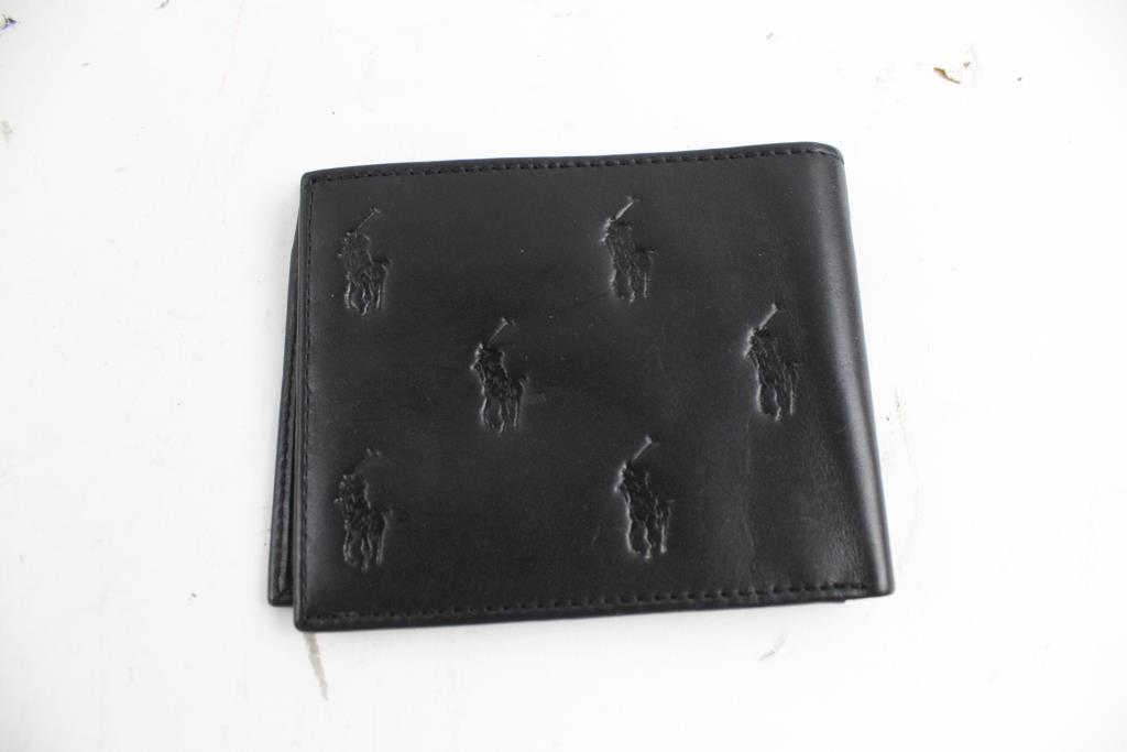 7c26c3f874c Polo By Ralph Lauren Mens Wallet | Property Room