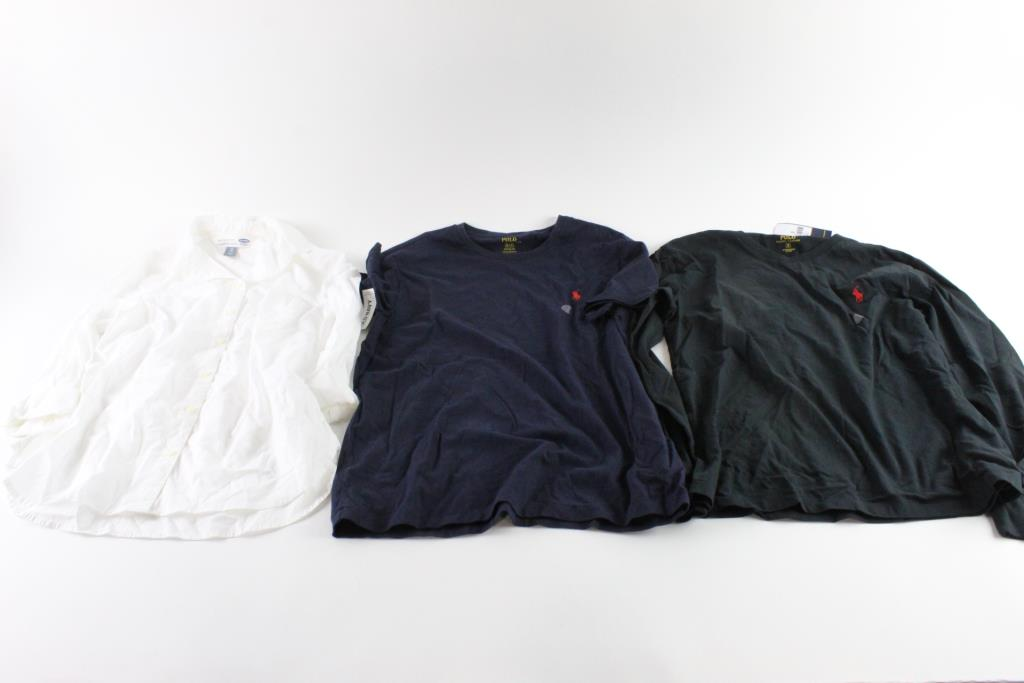 Ralph T Polo Shirt More3 PiecesProperty Size Room Lauren Small And QxoWBCrde