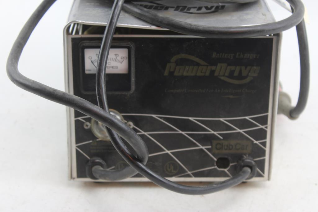 Power Drive Battery Charger Club Car 17930