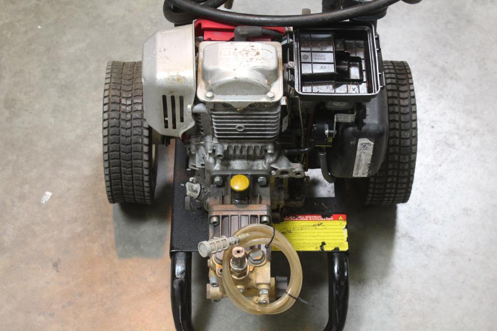 Elegant Power Ease Be Honda Gc190 Pressure Washer