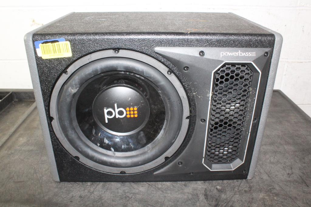 PowerBass Car Subwoofer | Property Room
