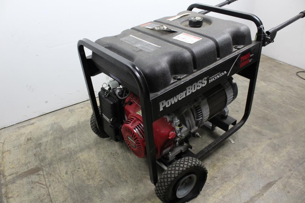 PowerBoss 030220 Generator