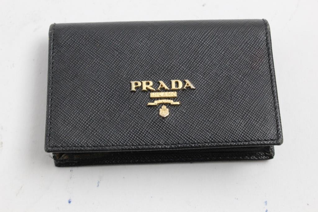 Prada business card holder property room prada business card holder colourmoves