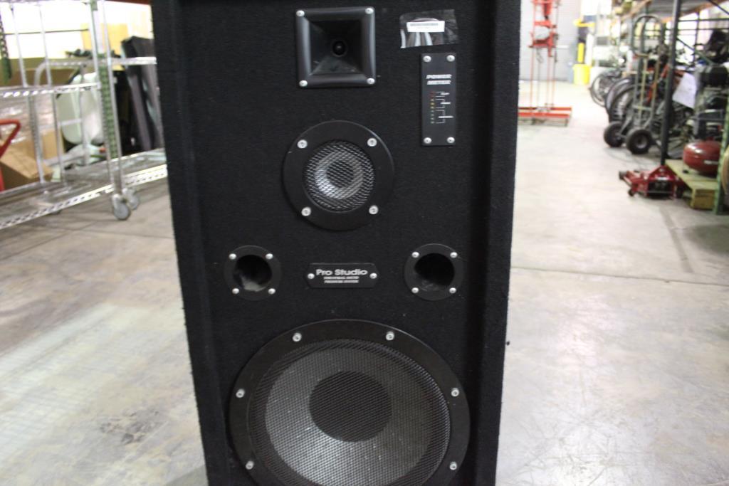 Pro Studio P3200 Industrial Sound Pressure System