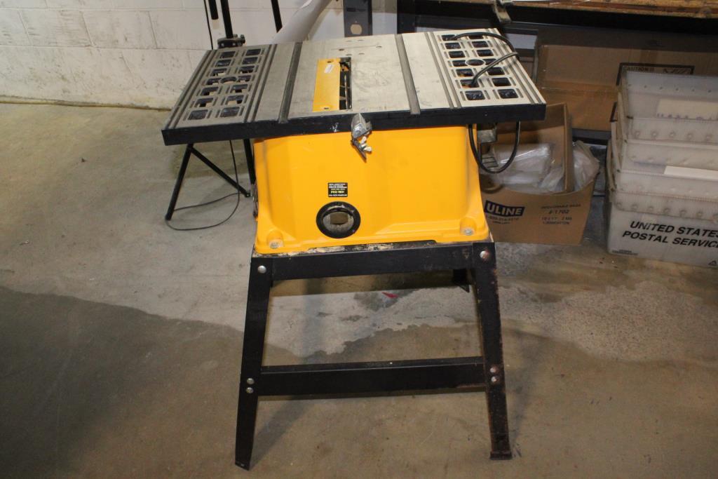 Prime Pro Tech 10 Bench Saw Property Room Machost Co Dining Chair Design Ideas Machostcouk