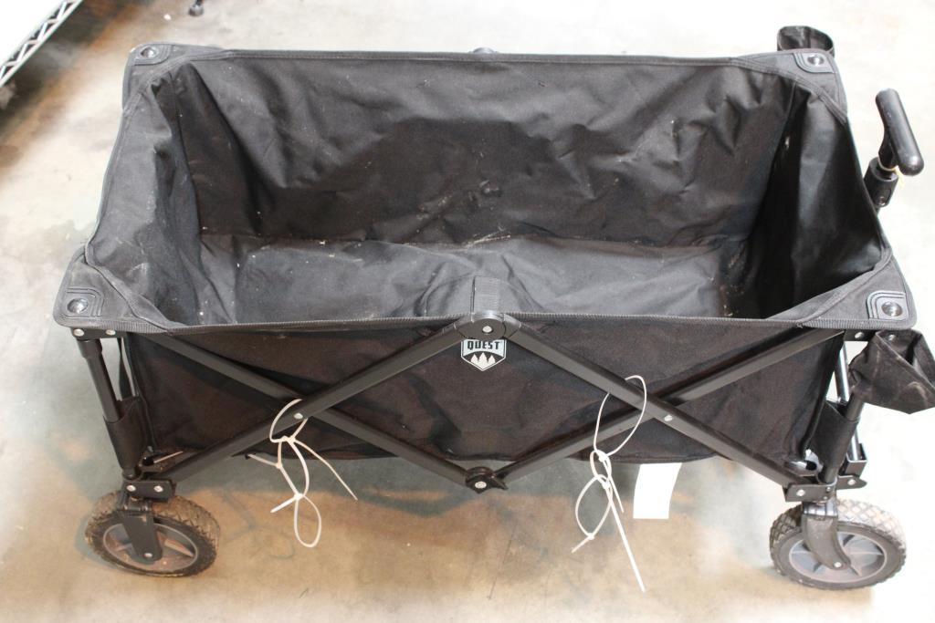 quest portable folding wagon property room quest portable folding wagon property