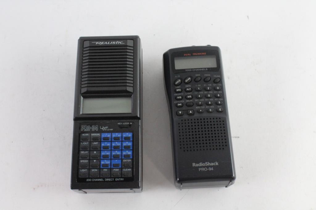 radio shack pro 94 scanner manual