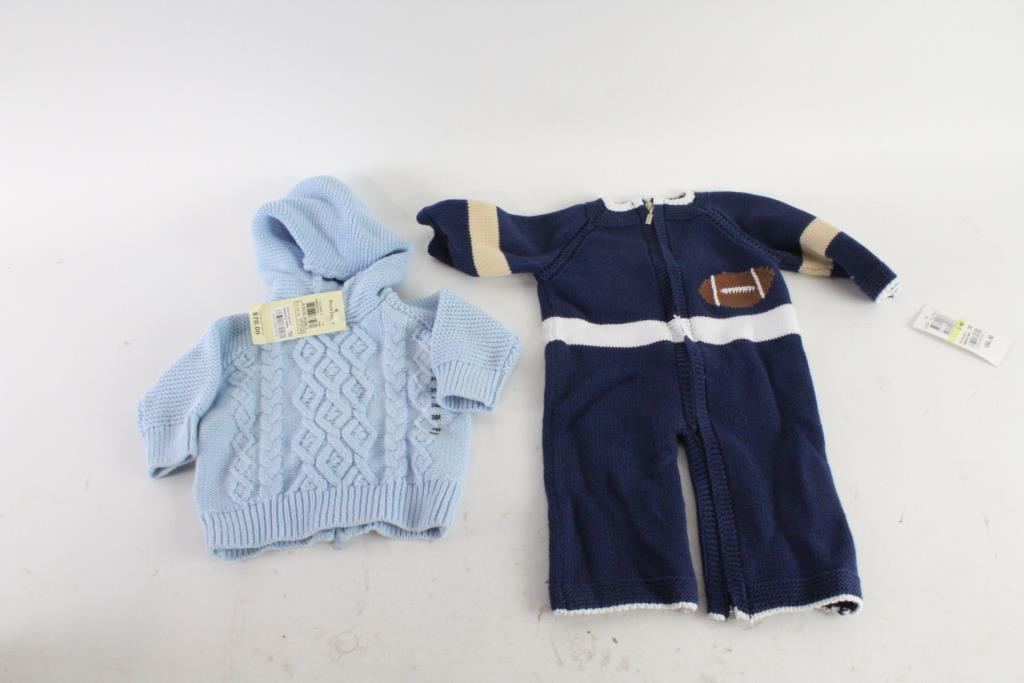66b932fae Ralph Lauren And Other Brand Baby Boy Clothes, 5 Pieces | Property Room