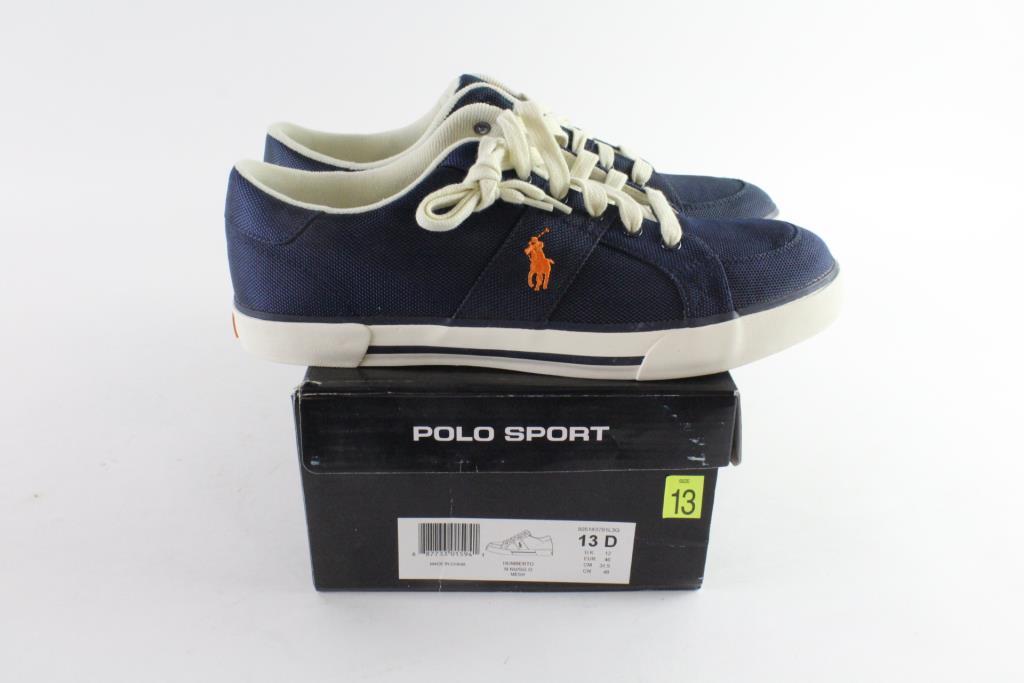 1b7ffd8574c3 Ralph Lauren Polo Sport Humberto Mens Shoes