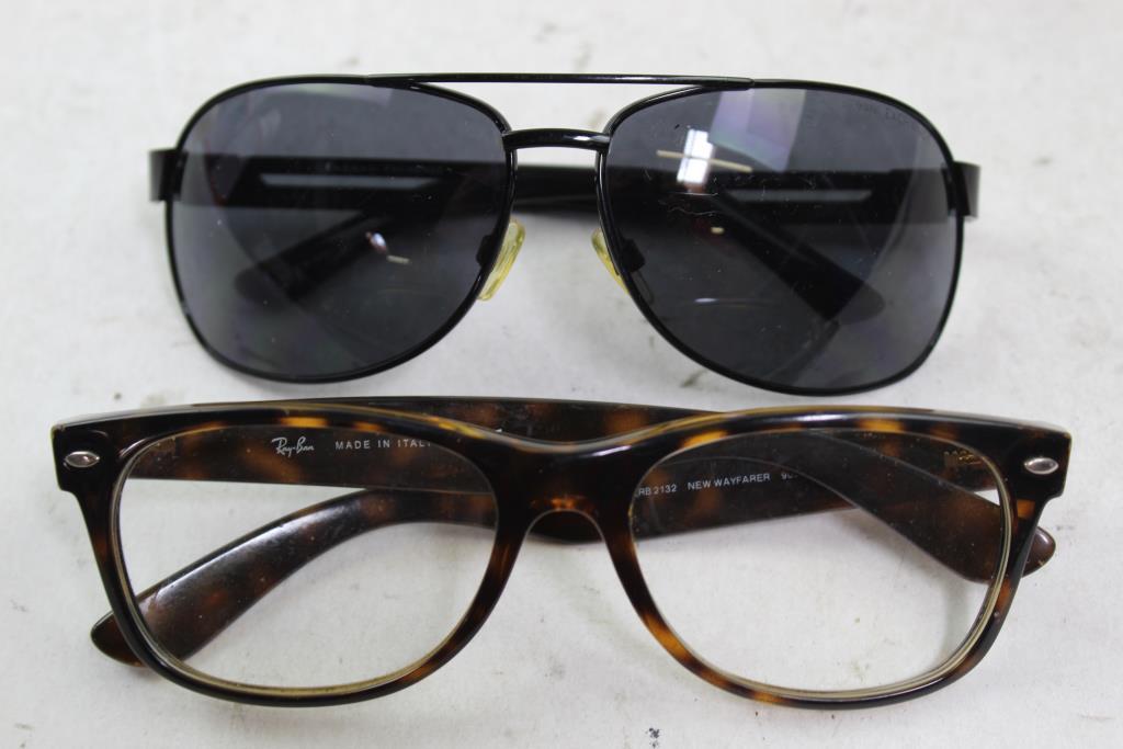c2735eebdacbd Ray Ban And Armani Exchange Sunglasses And Eyeglasses Bulk Lot