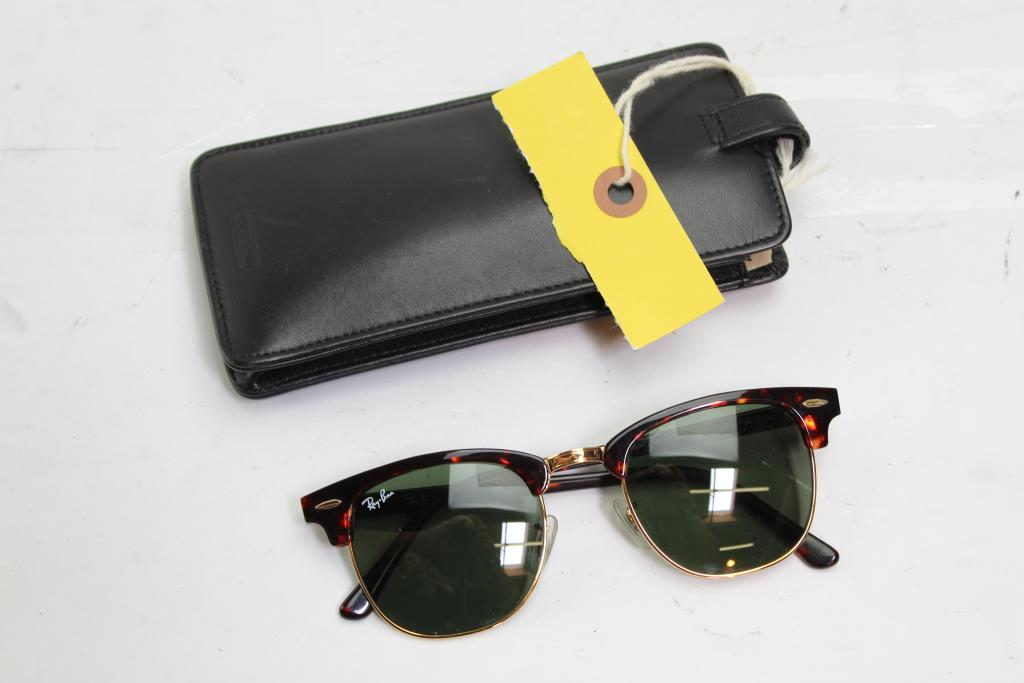 7af0eda425 Ray Ban Clubmaster Unisex Sunglasses