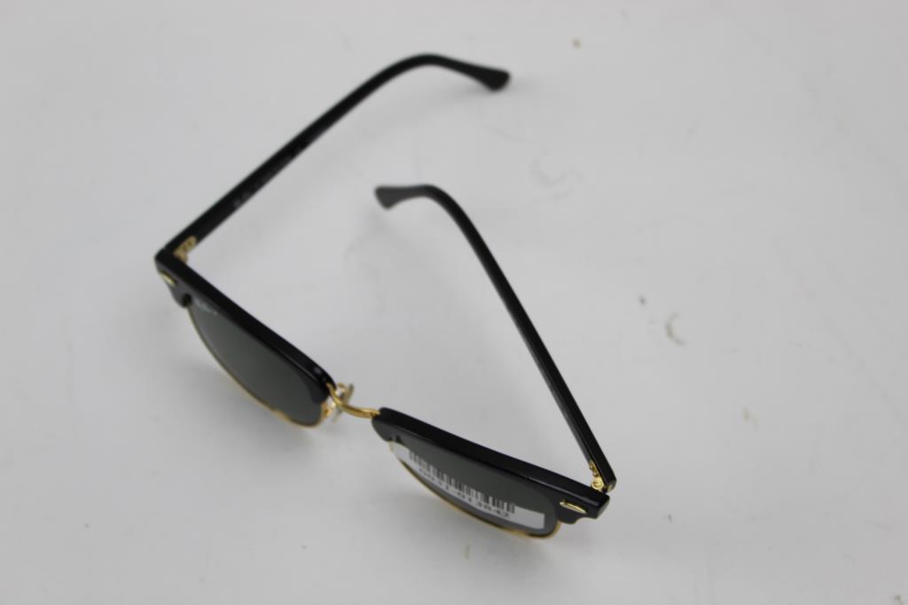 a81f7305a2 Ray Ban P RB3016 Clubmaster Sunglasses