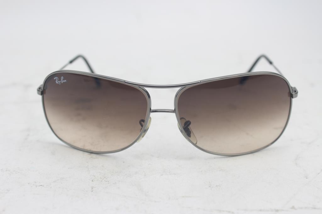 c46e4a9b40 Ray-Ban Brown Gradient Sunglasses (Model RB3267)