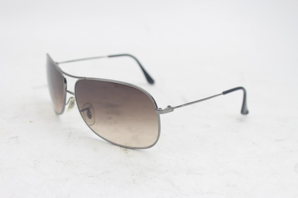 6c54367c29 Image 1 of 6. Ray-Ban Brown Gradient Sunglasses (Model RB3267)