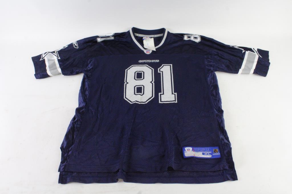 14f29bd03a3 Reebok Nfl Equipment Dallas Cowboys Jersey Xl Property Room