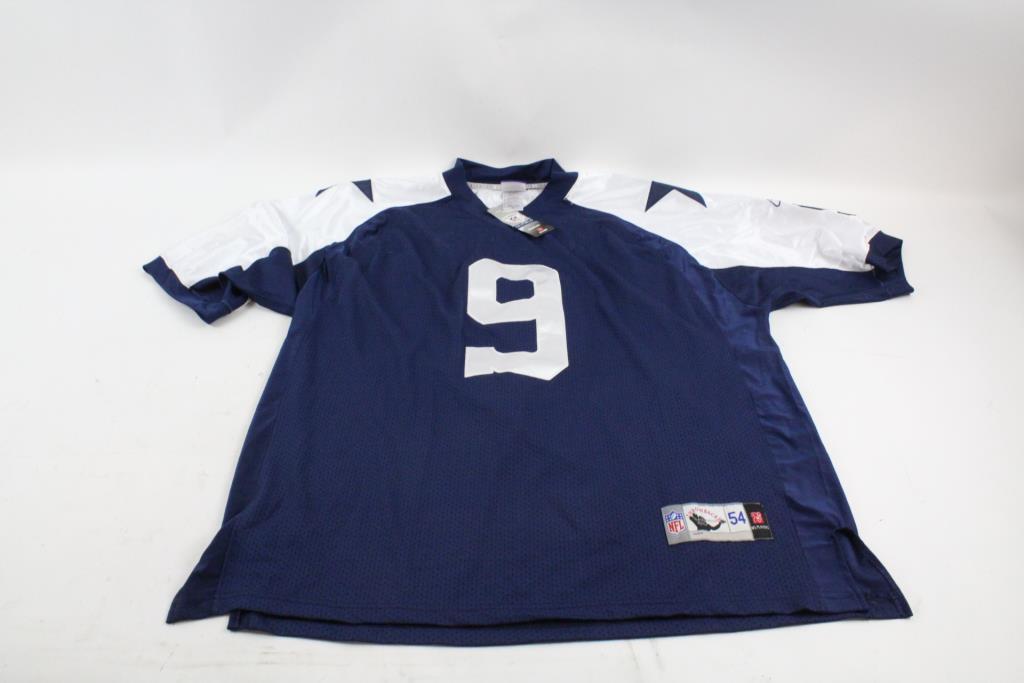 buy popular 9b174 53e31 Reebok NFl Onfield Dallas Cowboys Jersey, Size 54 | Property ...