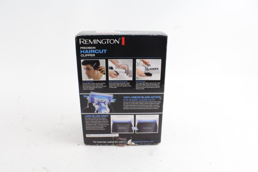 remington precision haircut clipper remington precision haircut clipper property room 2688