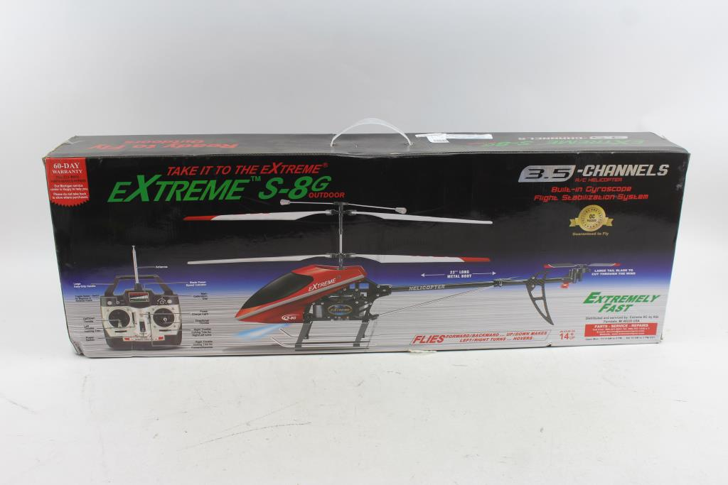 Remote Control Rc Helicopter Digital 2 4 Ghz 27