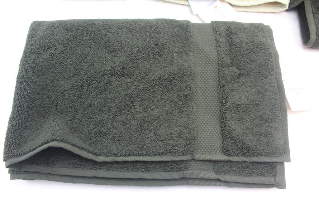 Restoration Hardware Paradigm 802 Grams Turkish Towels 5 Pieces