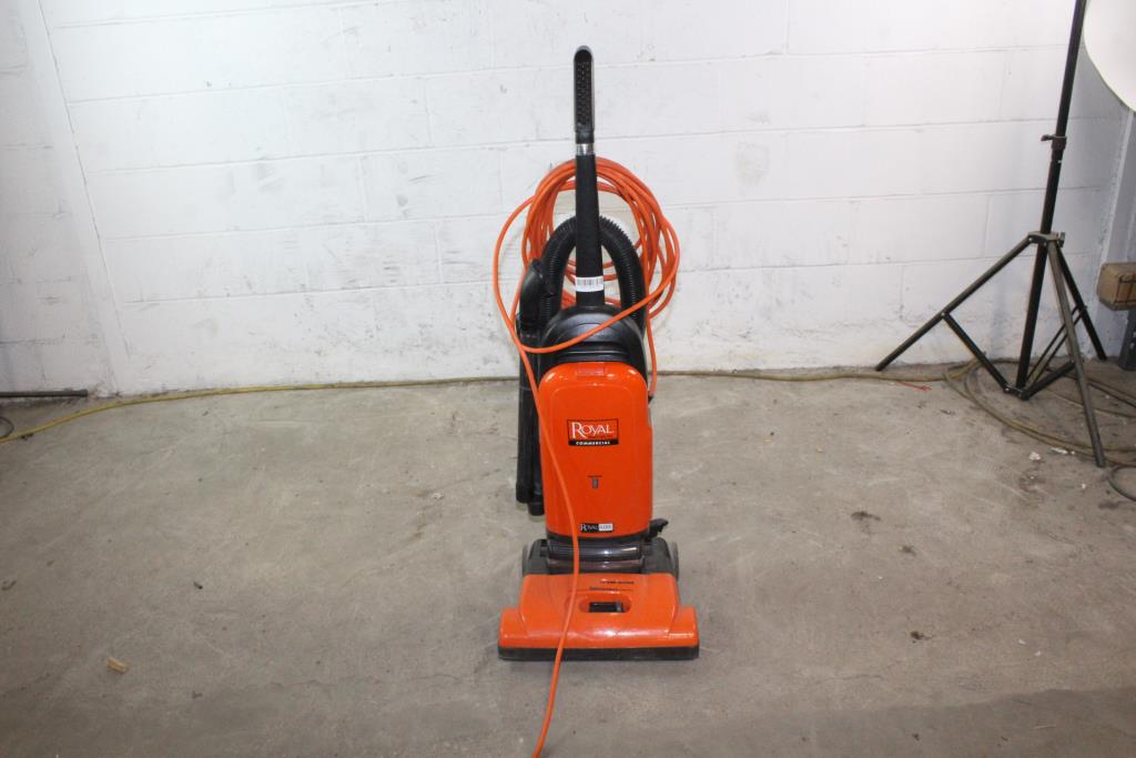 Royal Commercial Vacuum Cleaner Property Room