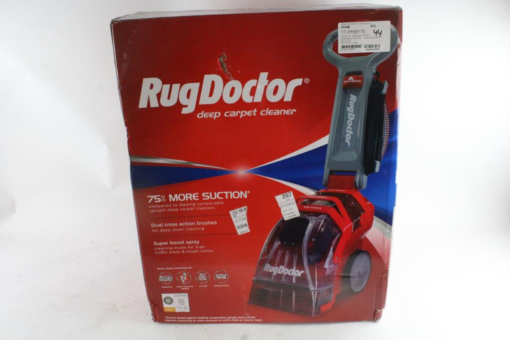 Rug Doctor Deep Carpet Cleaner