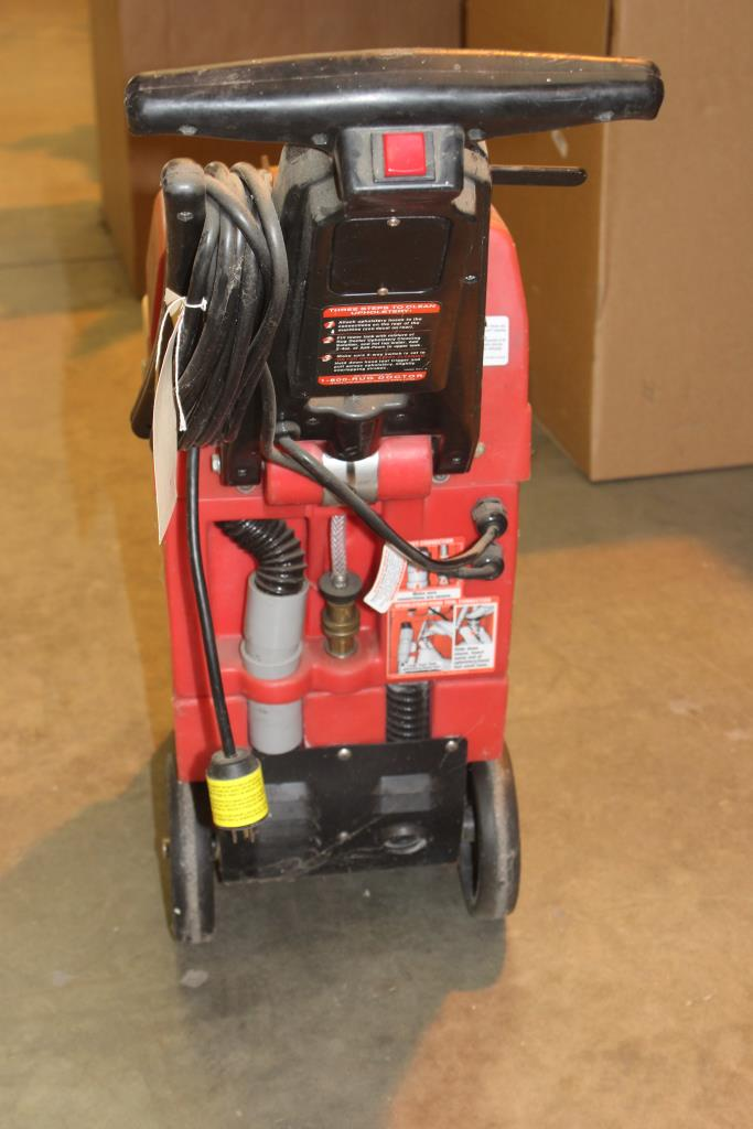 Rugdoctor Mighty Pack Carpet Cleaning Machine Property Room