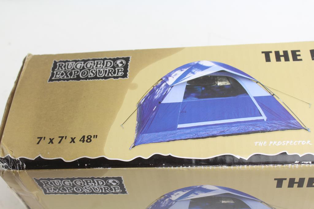 Rugged Exposure Prospector 7ft X Tent