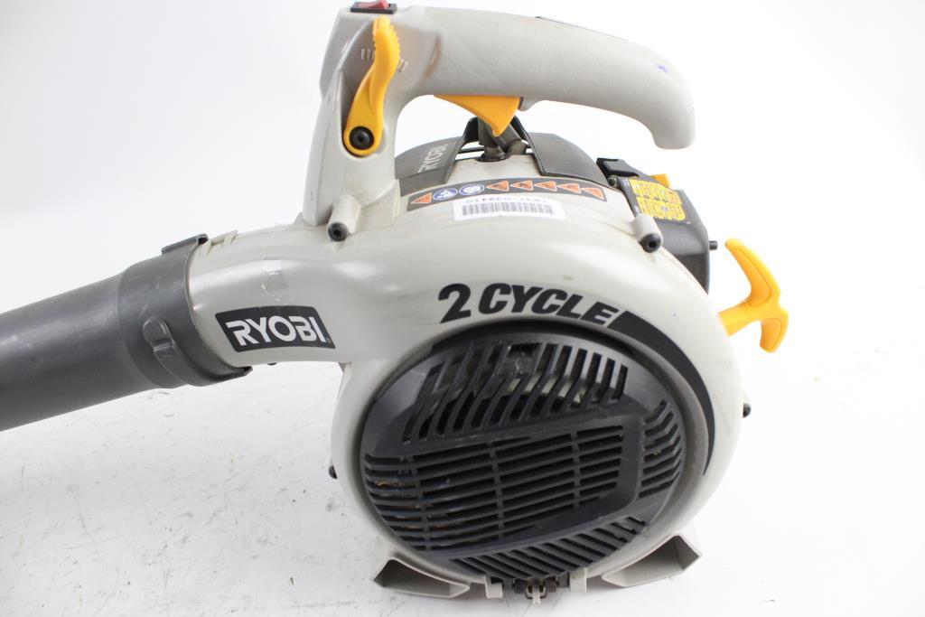 Ryobi 2 Cycle Blower Vacuum Property Room